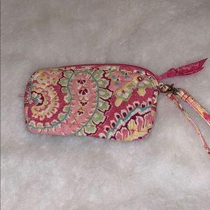 Vera Bradley bag with arm strap